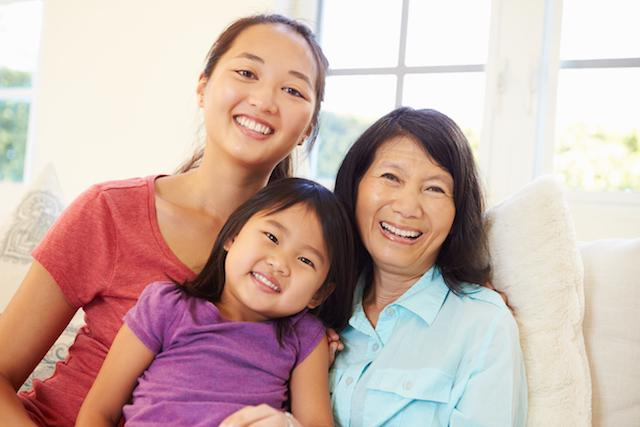 A Multi- Generation Family Smiles | St. Paul MN Restorative Dentistry